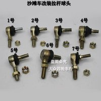 Pedals M12X60mm M14 M16 M18 Adjustable Ball Joint Kit Fit For Bashan Kangchao 200-7 250cc 200cc Electric ATV UTV Go Kart By Parts