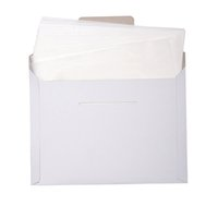 Brown White Baking Paper Bag Sheets Bakery BBQ Party Non-stick Double-sided Parchment Rectangle Oven Silicone Oil Papers