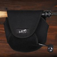 Fishing Accessories AS Reel Bag Spinng Baitcasting Drum Holder Removable Partition Waterproof Adjustable Storage Case