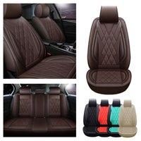 Car Seat Covers Cover Universal Auto Chair Mat Leather Cushion Interior Accessories For INFINITI QX30 QX50 QX56 QX60 QX70 QX80 Q45 Q50