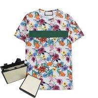 21ss T Shirt para Hombres Casual Tee Shirts Bolsillos Mujeres de manga corta Verano Streetwear Homme Ropa 4 Estilos