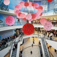 """Przyjazd 12 """"/ 30 cm Sztuczne Róża Jedwab Kwiat Kissing Balls Boże Narodzenie Ozdoby Urodzinowe Wesele Dekoracje Dekoracje Dekoracyjne Flowe"""