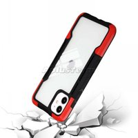 Heavy duty Defender Clear Cases 360 Full Body Bumper Protector for iPhone 13 12 11 Pro max xr xs 7G 8G Plus A02S A02 M02 A12 A32 In 1 Shockproof Protective Phone Cover New