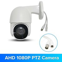 PTZ Camera AHD 2.0MP Outdoor 1080P CCTV Analog Camera Speed Dome Security System Waterproof Surveillance IR 35M Pan Tilt1