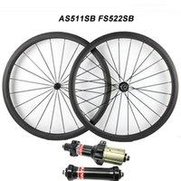 عجلات الدراجة 2021 ألياف الكربون دراجة العجلات assb fs522sb hub 23/25 عرض 38 ملليمتر 50 ملليمتر 60 ملليمتر 88 ملليمتر عمق الفاصلة أنبوبي الطريق