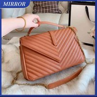 MIRROR Women Luxury Designers Handbags Casual Purses Wallets Clutch Halloween Shoulder Bag Lady Fashion Evening Bags Totes Handle Gold Chain