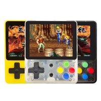 미니 LDK 핸드 헬드 게임 플레이어 2.6 인치 향수 가족 어린이 TV 비디오 레트로 콘솔 스톡 휴대용 플레이어