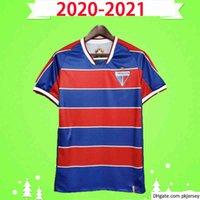 20 21 Maillots de Football Fortaleza Soccer Jersey 2020 2021 Alipio Gustavo Mineiro Jacare Pedro Sergio Edinho تخصيص المنزل قميص كرة القدم