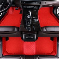 Custom Fit Stats Floor For Honda Accord CRZ CRV URV XRV HRV Ciudad cívica Vezel Crosstour Mujer que usa la alfombra Liner Styling Car Goods