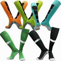 Elite Performance Athletic Socks - Over the Calf Uomo Donna Sport Socks 1 confezione Ginocchio Alto asciugamano Calzini da calza traspirante