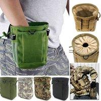Storage Bags Men Outdoor Camping Belt Waist Bag Mobile Phone Card Holder Case Dump Drop Pouch
