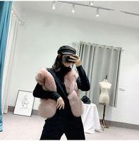 Pelliccia importata Giaccinto in pelliccia corto Giacca invernale Donne Versione coreana Real Intera Pelle intera Giovane moda Trend Donne Faux