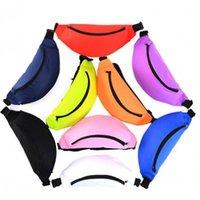Color Fashion Outdoor Oxford Ploth Sports Bag Bag Telefono cellulare Fanny Pack Uomo e donna Attrezzature per esterni multifunzionali