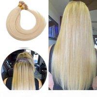 Реальные человеческие волосы нано кольцевые наращивания волос машины Remy предварительно связанные прямые нано наконечники индийские волосы 1G S 50 шт.