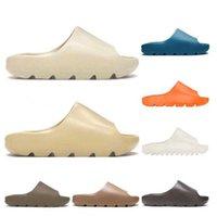 Kanye Clog Sandalia Oeste Hombres Black Diapositivas Slipper Mujeres Hueso Resina Desert Tainers Mens Para Mujer Designer Sandalias Sandalias Slip-On Shoes 36-44