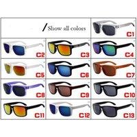 Occhiali da sole colorati Sty0709A Sport bicchiere da ciclismo occhiali da sole economici all'ingrosso occhiali riflettenti uomini Turck