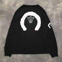 Designer mens chrome manga comprida hoodies chromehearts braço de coração cruz cruz flor camisola CH casual pulôver em relevo padrão homens camisolas casaco 85as #