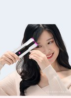 Wireless automatic curling iron mini travel portable curling stick USB charging lazy curling stick