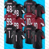 1 Kyler Murray 99 J.J. Watt Jersey 10 Deandre Hopkins Isaiah Simmons Jerseys A.J. Verde 30 James Conner ArizonaCardealJersey.