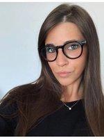 أزياء ستار ريترو خمر جولة نظارات الشمس الإطار 50-20-145 النساء الرجال عادي إيطاليا بلانك فولريم للصفة full plotes desig النظارات الشمسية