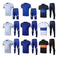 2021 قميص بولو كرة القدم كرة القدم كرة القدم رياضية تدريب دعوى survetement chandal الركض