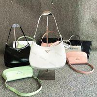 2021top جودة الفاخرة مصمم حقيبة حقائب حمل المحافظ النساء كليو المحفظة الأصلي واحد الرجال نمط حقيبة crossbody الشهيرة حقائب الكتف جلد طبيعي الأزياء