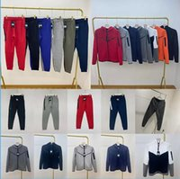 Mens jacket Designers Sports Pants Tech Fleece Hoodies Jackets Space Cotton Trousers Womens Tracksuit Bottoms Man Joggers Running pant High