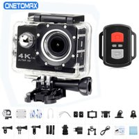 H16R Ultra HD 4K Action Camera WiFi Remote Control Sport Go Waterproof Pro Sports Video Camcorder DVR DV Helmet