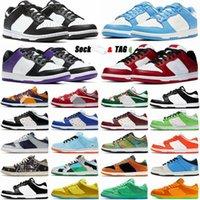 أحذية رجالي 2021 SB دونك الرجال أحذية رياضية منخفضة الفيل المحكمة الأرجواني الساحل شيكاغو أسود أبيض نجوم كنتاكي إمرأة الرياضة المدربين UNC dunks المصممين الجري الحذاء