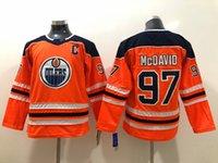2021 Edmonton Oilers Jerseys Men Connor McDavid Jersey Darnell Nurse Leon Draisaitl Dominik Kahun Ethan Bear Steins
