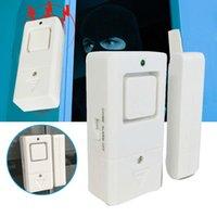 Smart Home Sensor Independent Door Burglar Alarm Open Closed Magnetic Gap Window Detector Security Protection Wireless System