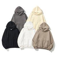 Herren Hoodies Sweath shirts Mode Pullover Outfit Sweatershirt Hiphop Top Streetwear Kleidung Kleidung Casual Jumper Lense Mann und Frau Kleidung