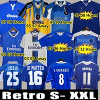 Drogba 2011 2012 Torres Retro Soccer Jersey Lampard 11 12 13 Final 96 97 97 99 82 كرة القدم قميص خمر Crespo Classic 03 05 06 Cole Zola Vialli 07 08