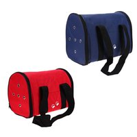 Outdoor Foldable Waterproof Oxford Pet Bag Cat Dog Carrier Supplies Backpack Front Chest Car Seat Covers