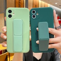 2Pcs lot! Wrist Strap Phone Holder Case For iphone 13 Case For iphone 12 mini 11 13 Pro Max SE X XS XR 6S 7 8 plus Hand Band Case