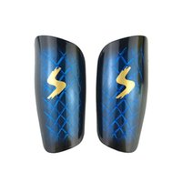 Elbow & Knee Pads Color Sports Football Shin Guard Thickened EVA Plug Board Portable Dissipate Heat Absorb Sweat Breathable Leg