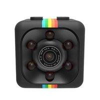 Cameras HD 1080P Mini Camera SQ11 Sport DV Infrared Night Vision Monitor Concealed Small Car DVR Recorder Camcorder