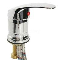 Badkamer Wastafel Kranen Salon Spa Koud Mixer Shampoo Kom Onderdelen Thuis Douche Spray Slang Duurzaam Water Kraan Set Anti Corrosie Haar Wassen
