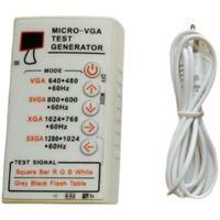 Smart Home Control HD LCD TV Screen Test Tool VGA Generator CRT Monitor Signal Source Repair Tester
