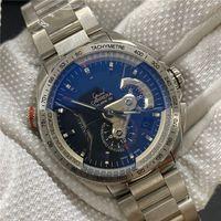 V6 montre-bracelet de haute qualité taille 43 mm W0591N2800 équipé d'Asia7750 Fréquence de vibration mécanique automatique de mouvement mécanique 36000 fois par ho