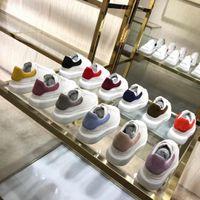 créateurs Hommes Femmes Blanc Hommes Chaussures Espadrilles Appartements Platform chaussures surdimensionnées Espadrille Plat sneakers baskets