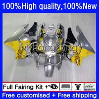 Bodywork For HONDA CBR 893 900 CC 893RR 900RR 1989 1990 1991 1992 1993 Light yellow Body 36No.129 CBR893RR CBR900RR 89-93 CBR893 CBR900 RR 89 90 91 92 93 OEM Fairing Kit