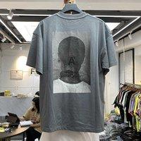 Slightly Oversized Arnodefrance T shirt Men Women Vintage Front Reflective Arnodefrance Tee ADF Back Graphic Print Tops