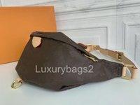 Designer Brieftaschen Taschen Taschen Brieftasche Verstellbare Gürtel Show Hochwertiger Tasche