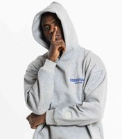 Sweats à capuche peur de Dieu complexe Crenshaw co-nommé TMC Essentials cavaliers hommes et femmes surdimensionnés Sweat à capuche 100% coton