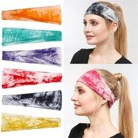 Hair Accessories Cotton Elastic Knot Headbands For Women Soft Hairband Headwear Fashion Scrunchies