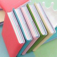 1 قطعة / الوحدة 105 * 80 ملليمتر جديد جميل الملونة البسيطة دفتر اليومي / ملحوظة / جيب يوميات مذكرة