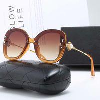 패션 클래식 디자이너 편광 2021 명의 럭셔리 남성 선글라스 여성 조종사 UV400 안경 금속 프레임 렌즈 밴드 보