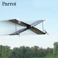 UAV 원래 새로운 앵무새 스윙 미니 카메라 드론 / 플라이 패드 X-Wing 수평 수직 수직 원격 제어 항공기와 Quadcopter Q0602