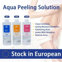 EU tax free Serum Aqua Peeling 400Ml Concentrated Solution Skin Clean Essence Product For Hydra Facial Dermabrasion Machine All Kind